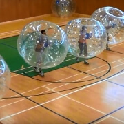 Funny moments of Bubble Soccer