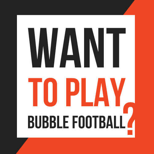 bubble soccer rental budapest
