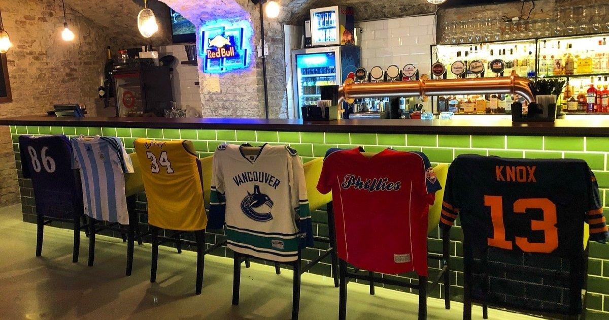 best sport pubs 1
